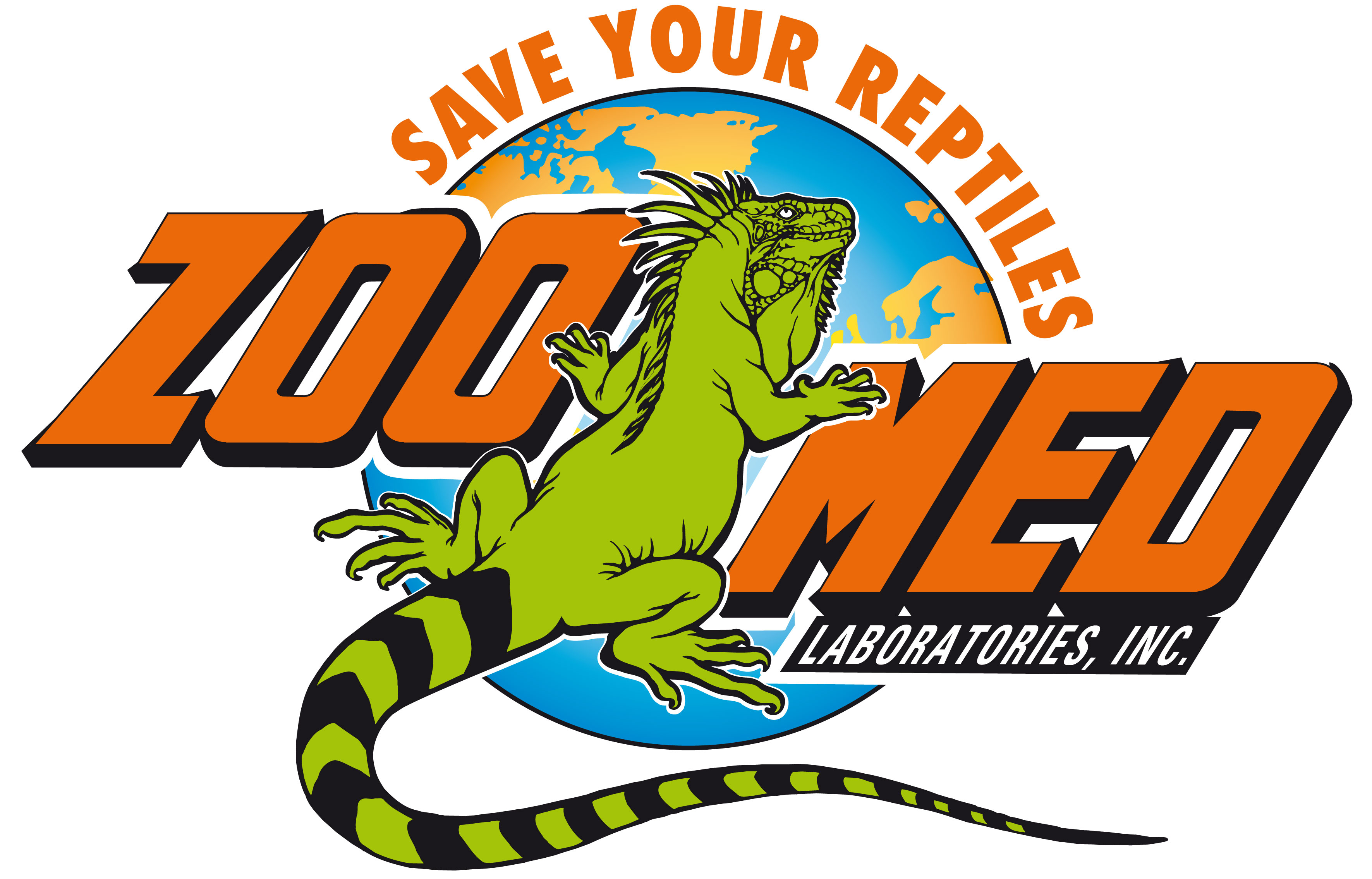 zoo med laboratories logo image