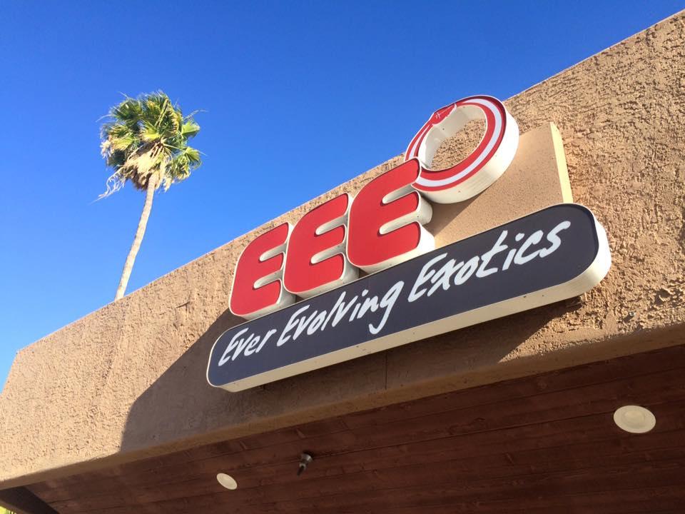 ever evolving exotics storefront image